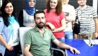 Erdem Yener radyomuza renk kattı. (16 Mayıs 2013)