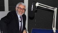Ülke TV Genel Yayın Yönetmeni Hasan Öztürk radyomuzu ziyaret etti. (12 Aralık 2012)